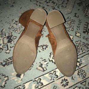 Old Navy Shoes - Slim calf block heel boot